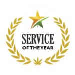 Cannabis Industry Awards 2019 - Service of the Year