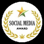 Cannabis Industry Awards 2019 - Social Media Award